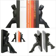 9 unique bookends you would love u003e u003e i bet you have not seen these