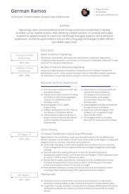 draftsman resume sample 7 draftsman resume templates free word
