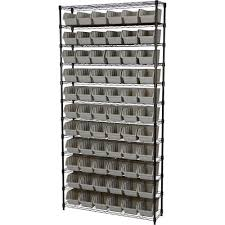 Stackable Wire Shelves by Strongway Storage Organizers Northern Tool Equipment