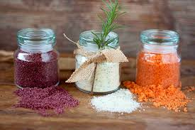 homemade flavored salts u2022 steele house kitchen