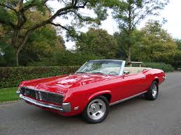 V8 Muscle Cars - mercury cougar convertible u002769 killer cat mercury cougar