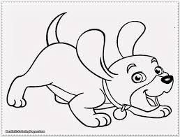 impressive dogs color coloring pages 8259 unknown