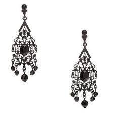 Black Bead Earrings Bronze Chandelier Drop U0026 Chandelier Earrings For Women Icing Us