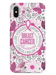 breast cancer awareness butterfly pattern inspiredcases