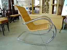 vintage wicker rocking chair u2013 artnsoul me
