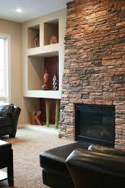 stone fireplace design binhminh decoration