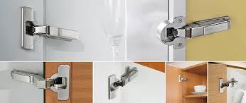 Hinges For Bathroom Cabinet Doors Stop Loud Slamming Cabinet Doors With Soft Hinges Diy