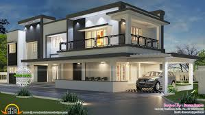free home designs free floor plan of modern house kerala home design and floor plans