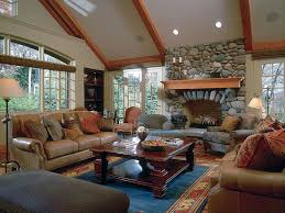Cathedral Ceiling Living Room Ideas Vaulted Ceiling Living Room Design Ideas