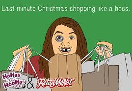 Christmas Shopping Meme - christmas shopping hahas for hoohas
