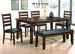 dining room table sets with chairs wheels casters leather