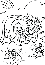 beautiful coloring pages girls beautiful barbie coloring pages