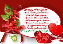 happy new year wishes for parents happy new year messages for