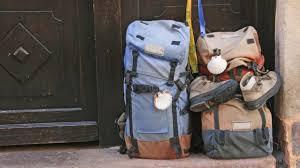 Packing Light Tips Top Ten Tips For Packing Light