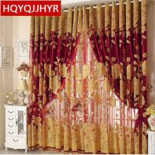 Online Buy Wholesale Bedroom Curtain Set From China Bedroom - Living room curtain sets