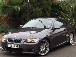 2008 bmw 325i m sport coupe manual 6 speed full leather mint in