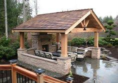 Outdoor Kitchen Pavilion Designs by 15 Diy How To Make Your Backyard Awesome Ideas 2 Surround Sound