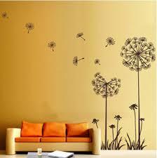 Home Decor For Walls Dandelion Flower Wall Decoration Wall Decoration Pictures Wall