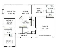 open floor house plans with photos plans small open floor house plans