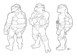 mikey character sheet by danimation2001 on deviantart
