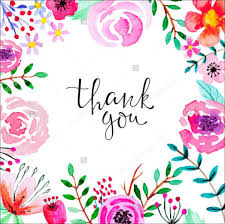 7 vintage thank you cards free sle exle format free