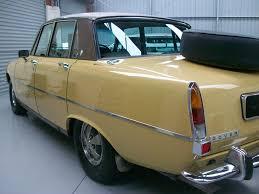 1973 rover p6 v8 3500