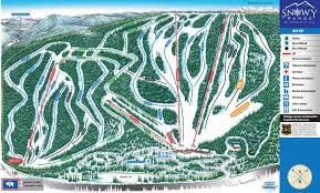 steamboat springs ski map my