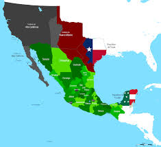 Map De Mexico by File Mapa Mexico 1842 Png Wikimedia Commons