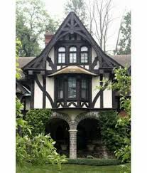 tudor homes restored 150 stained glass windows and steel frames in this tudor