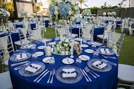 royal blue and silver wedding royal blue silver wedding by flora botanica designs bridestory