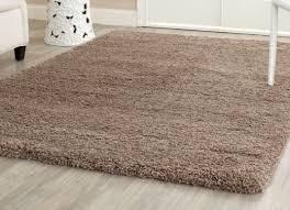 3 X 5 Area Rug by Indoor Area Rug Taupe Brown Soft Plush Shag Carpet 3 U0027 X 5 U0027 Living
