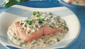 cuisiner oseille saumon a l oseille recette az