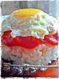 recette de cuisine cubaine riz a la cubaine arroz a la cubana la cuisine de rosa mes