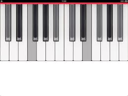 piano keyboard for ios objective c ipad iphone uikit