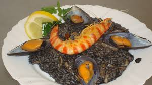 arroz negro recipe spanish food org