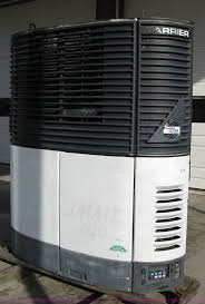 carrier phoenix ultra ultima 53 r22 refrigeration unit ite