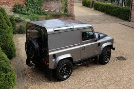 defender land rover 90 land rover defender 90 xs spec corris grey bison autodesign