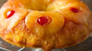 pineapple upside down bundt cake recipe bettycrocker com