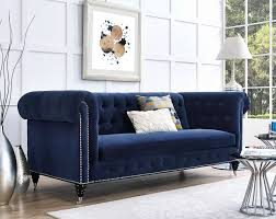 blue chesterfield sofa sofa and chair cool blue chesterfield sofa