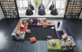 room inspiration 120 modern sofas by roche bobois part 1 3
