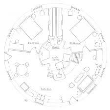 enchanting plans for hobbit house images best idea home design