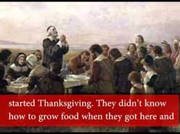 thanksgiving with subtitles