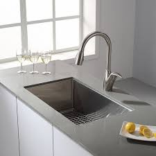 Kitchen Sink With Built In Drainboard by Kitchen Undermount Rectangular Bathroom Sinks Stainless Steel