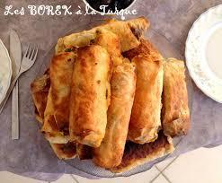cuisine de turquie recette turque les borek au fromage et épinards facile en image