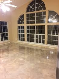 metallic epoxy concrete concrete floors by decorative concrete
