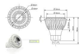 standard light bulb base size 110v 5w cob gu10 led bulb 530lm gu10 led spotlight torchstar