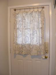 Curtains For The Home Diy Entryway Upgrade Front Door Curtains For The Home