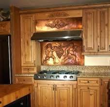 copper backsplash for kitchen kitchen with copper backsplash katecaudillo me