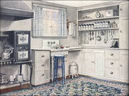 Mission Style Kitchen Cabinets by 1920s Kitchen Cabinets Home Decoration Ideas
