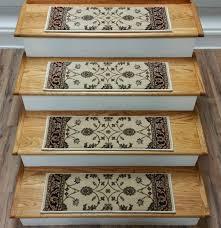 Modern Stair Tread Rugs Carpet Stair Treads Modern New Home Design Appealing Carpet